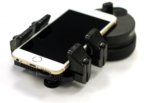 Novagrade Smartphone Adapter Double Gripper